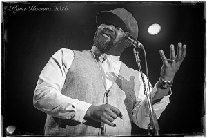 Gregory Porter. Photo by Kyra Kverno.