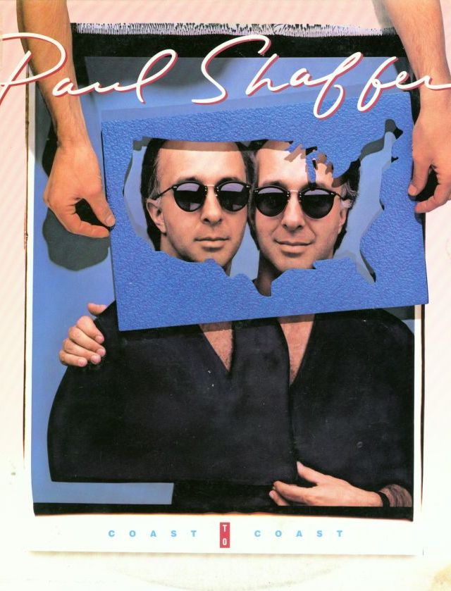 "Paul Shaffer, ""Coast to Coast"""