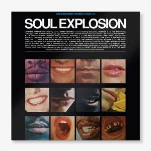 Soul Explosion LP cover
