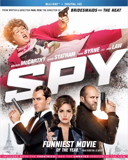 Spy BLu