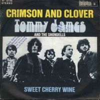 """Tommy James & The Shondells, """"Crimson and Clover"""""""