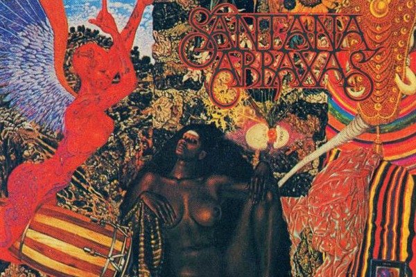 """""""Abraxas"""" is a mystical word used by the Gnostics. Explaining who they are and what they believed is a lot of work for a simple photo caption. Google it. (Sony Music)"""