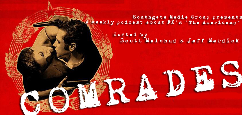 Comrades Podcast: Episode 1: Season One Rewind and Season Two Preview