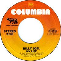 """My Life"" -- Billy Joel"