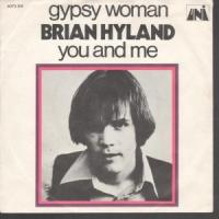 """Brian Hyland, """"Gypsy Woman"""""""