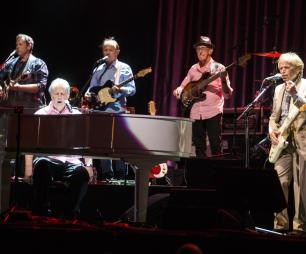 Brian Wilson live in Boston