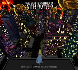 CD Review: We Butter the Bread with Butter,