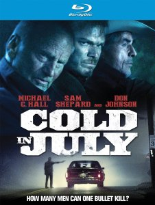 Cold in July Blu