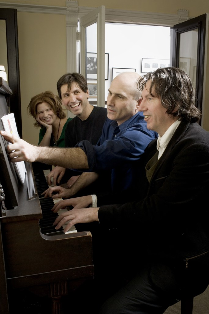 Cowboy Junkies -- photo by Chris Buck
