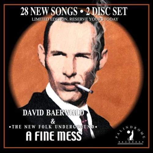 "David Baerwald, ""A Fine Mess"""