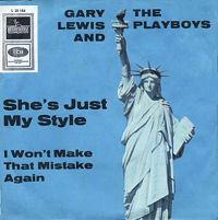"""Gary Lewis & The Playboys, """"She's Just My Style"""""""