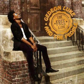 Gedon Luke Live Free and Love