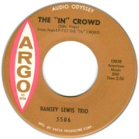 """The Ramsey Lewis Trio, The """"In"""" Crowd"""