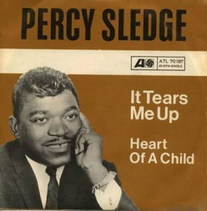 Percy Sledge - It Tears Me Up