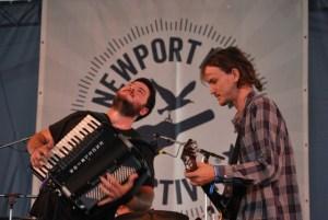James and Ian Felice