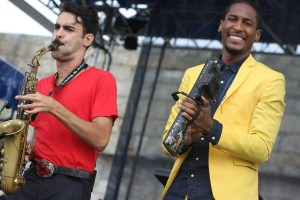 Jon Batiste - Eddie Barbash