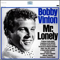 "Bobby Vinton, ""Mr. Lonely"""