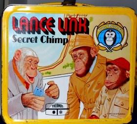Lance Link lunchbox