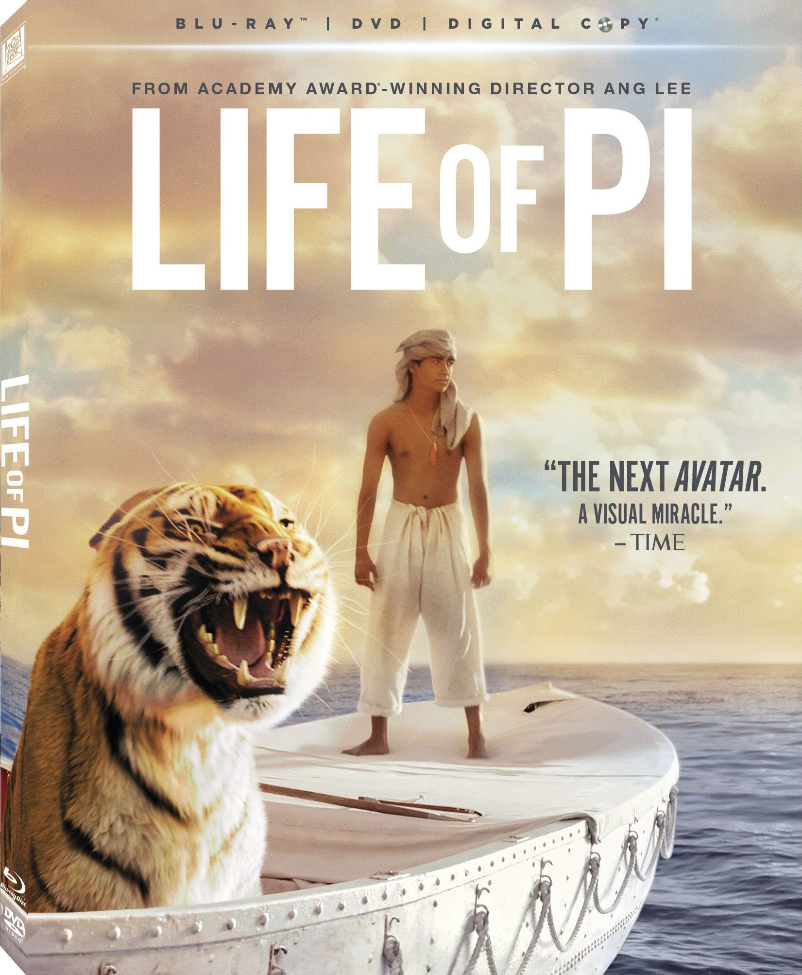 Blu Ray Review Life Of Pi