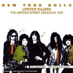 New York Dolls: Lipstick Killers