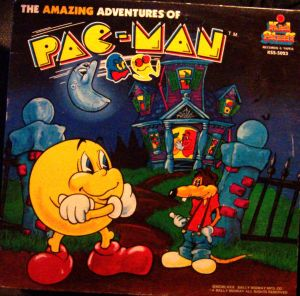 pacman adventures front