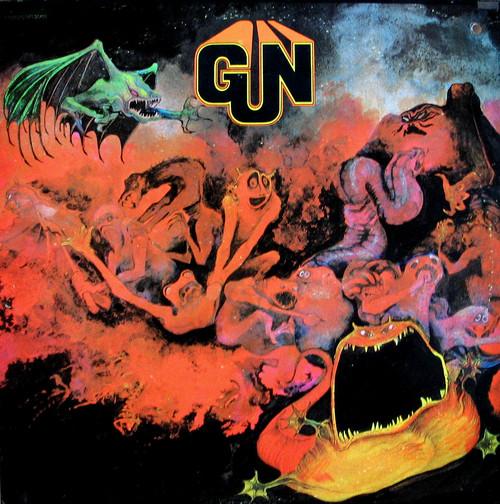 Gun, Gun (Roger Dean album cover)
