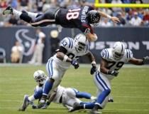 APTOPIX Colts Texans Football