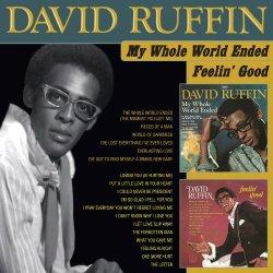 David Ruffin - My Whole World Ended / Feelin' Good