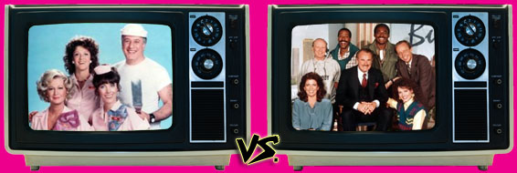 '80s Sitcom March Madness - Alice vs. Buffalo Bill