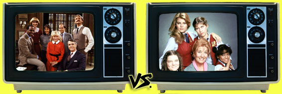 '80s Sitcom March Madness - (1) Benson vs. (4) The Facts of Life