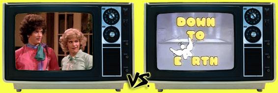 '80s Sitcom March Madness - Bosom Buddies vs. Down to Earth