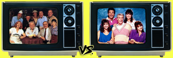 '80s Sitcom March Madness - Archie Bunker's Place vs. Empty Nest