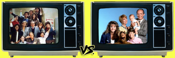 '80s Sitcom March Madness - Head of the Class vs. ALF