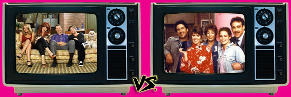 '80s Sitcom March Madness - Married... with Children vs. My Sister Sam