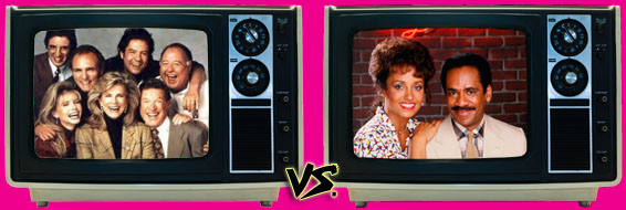 '80s Sitcom March Madness - Murphy Brown vs. Frank's Place