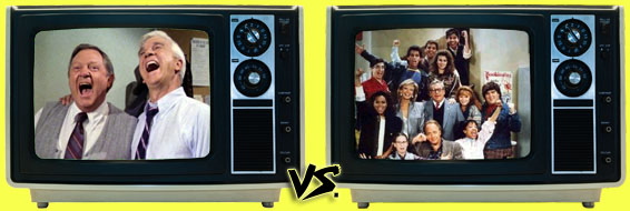 '80s Sitcom March Madness - (4) Police Squad! vs. (8) Head of the Class