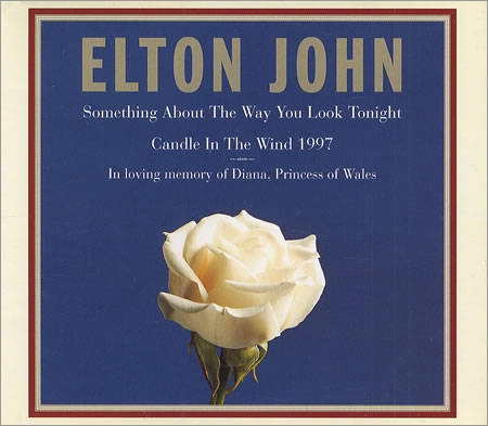 """Songs That Kill: Elton John, """"Candle In The Wind 1997 ..."""