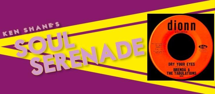 Soul Serenade - Brenda & the Tabulations