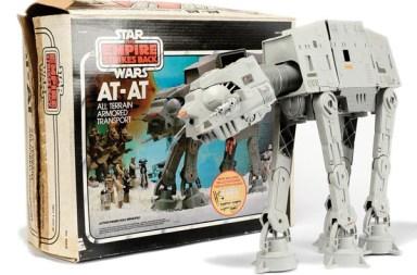 Star Wars AT-AT toy, 1980s