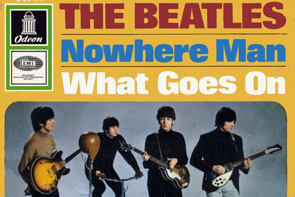"The Beatles - ""Nowhere Man"""