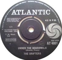 """The Drifters, """"Under the Boardwalk"""""""