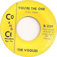 """The Vogues, """"You're the One"""""""