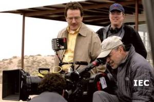 FYI: Renowned cinematographer John Toll shot the pilot of Breaking Bad.