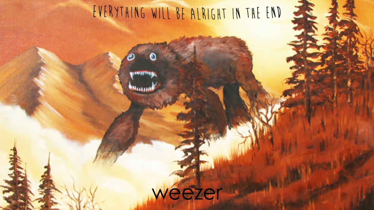 """CD Review: Weezer, """"Everything Will Be Alright In the End"""""""