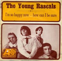 """The Young Rascals, """"How Can I Be Sure"""""""