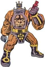 Arnim Zola of the comics