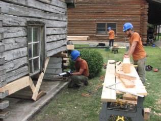 Cabin Repair Day 2 024