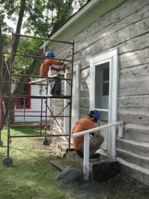 Cabin Repair - Day 8 010