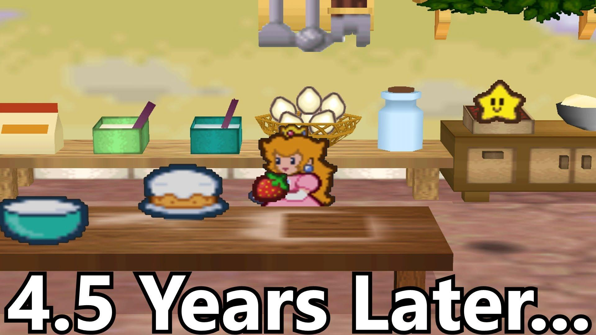 This Paper Mario Glitch Takes 4 5 Years To Pull Off
