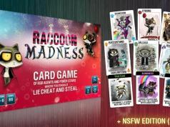 raccoon madness